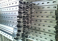 I H Galvanized Steel Profile Beam Carbon Structural Steel for Solar Mounting System