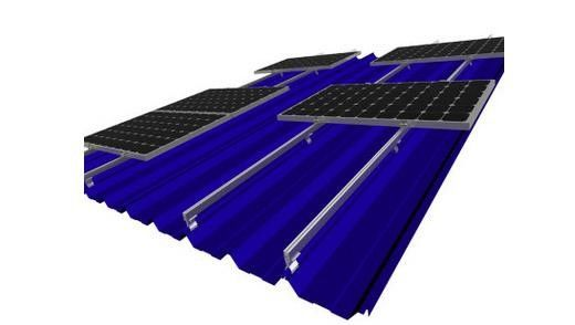 5kw 10kw 20kw Off Grid  Solar Panel Roof Mounting Systems Solar Energy